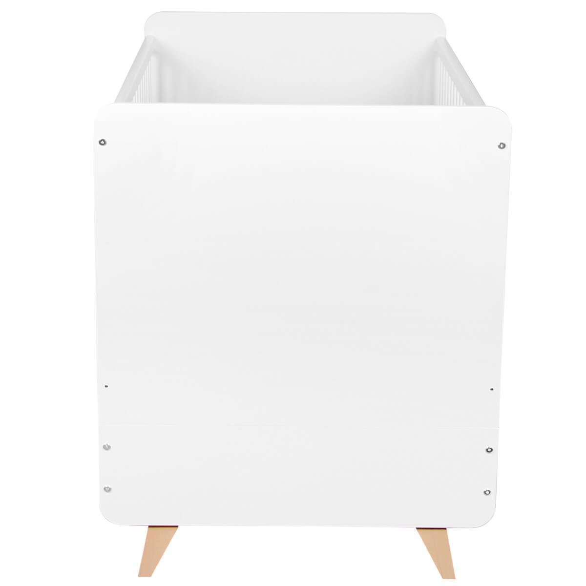 Lit évolutif 70x140cm LOFT Quax blanc
