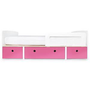 Lit évolutif 90x200cm COLORFLEX pink