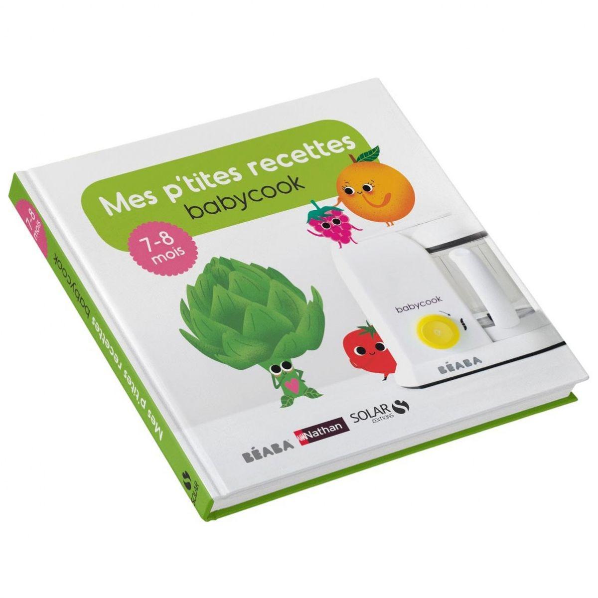 Livre recettes cuisine 7-8M Beaba FR