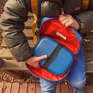 Lunch box Bento NOMAD Ekobo Royal Blue