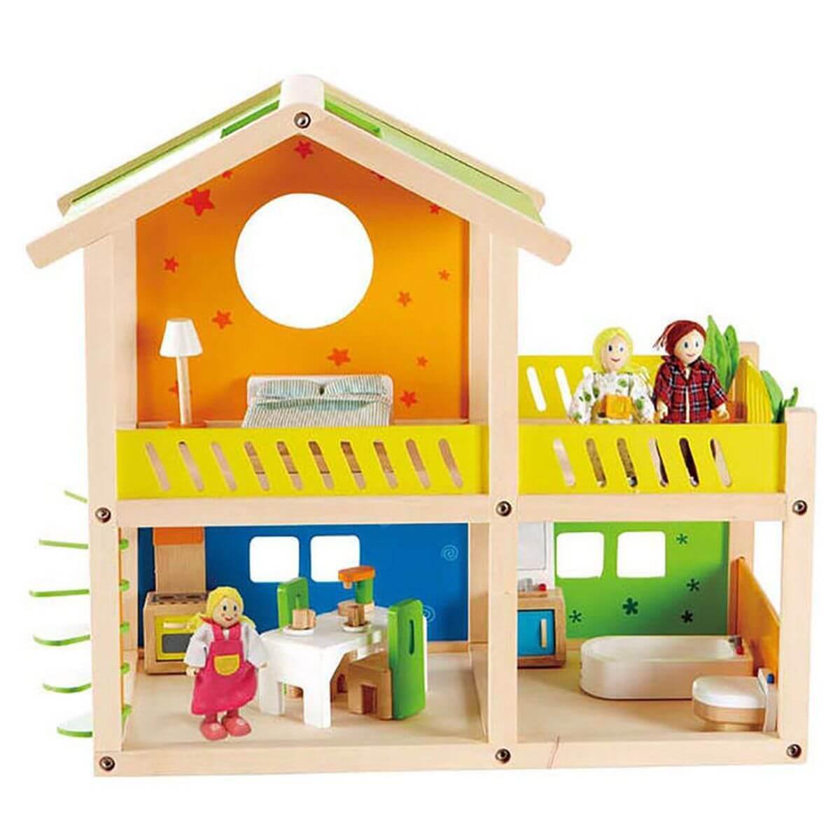 Maison de poupées HAPPY VILLA Hape