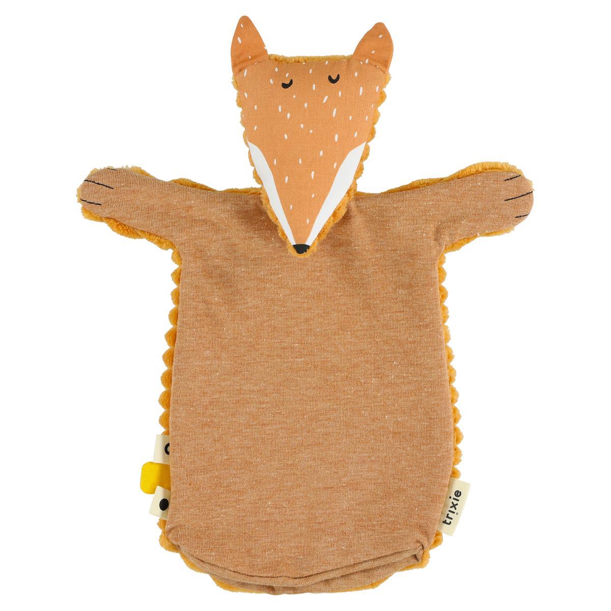 Marionnette MR FOX Trixie