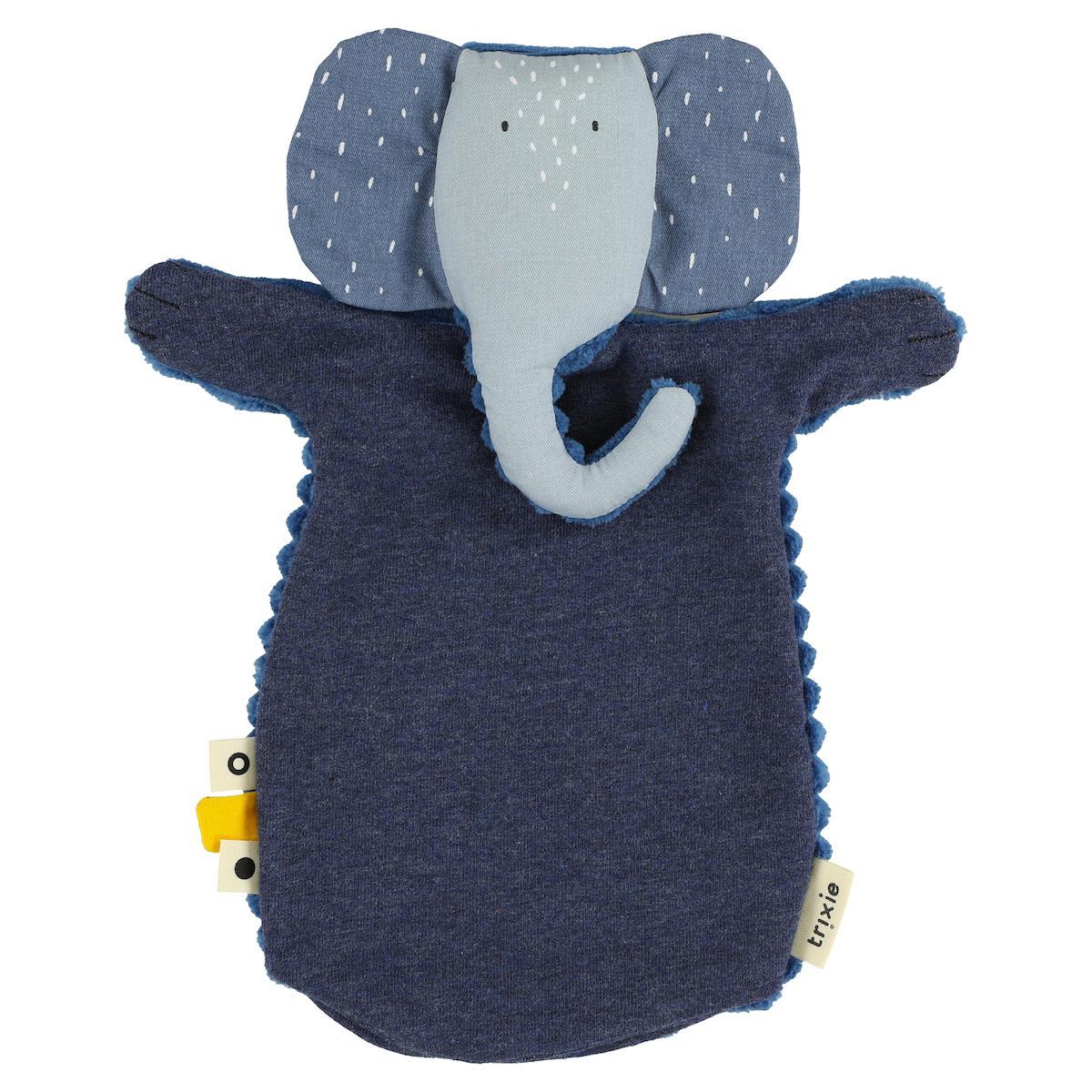 Marionnette MRS ELEPHANT Trixie