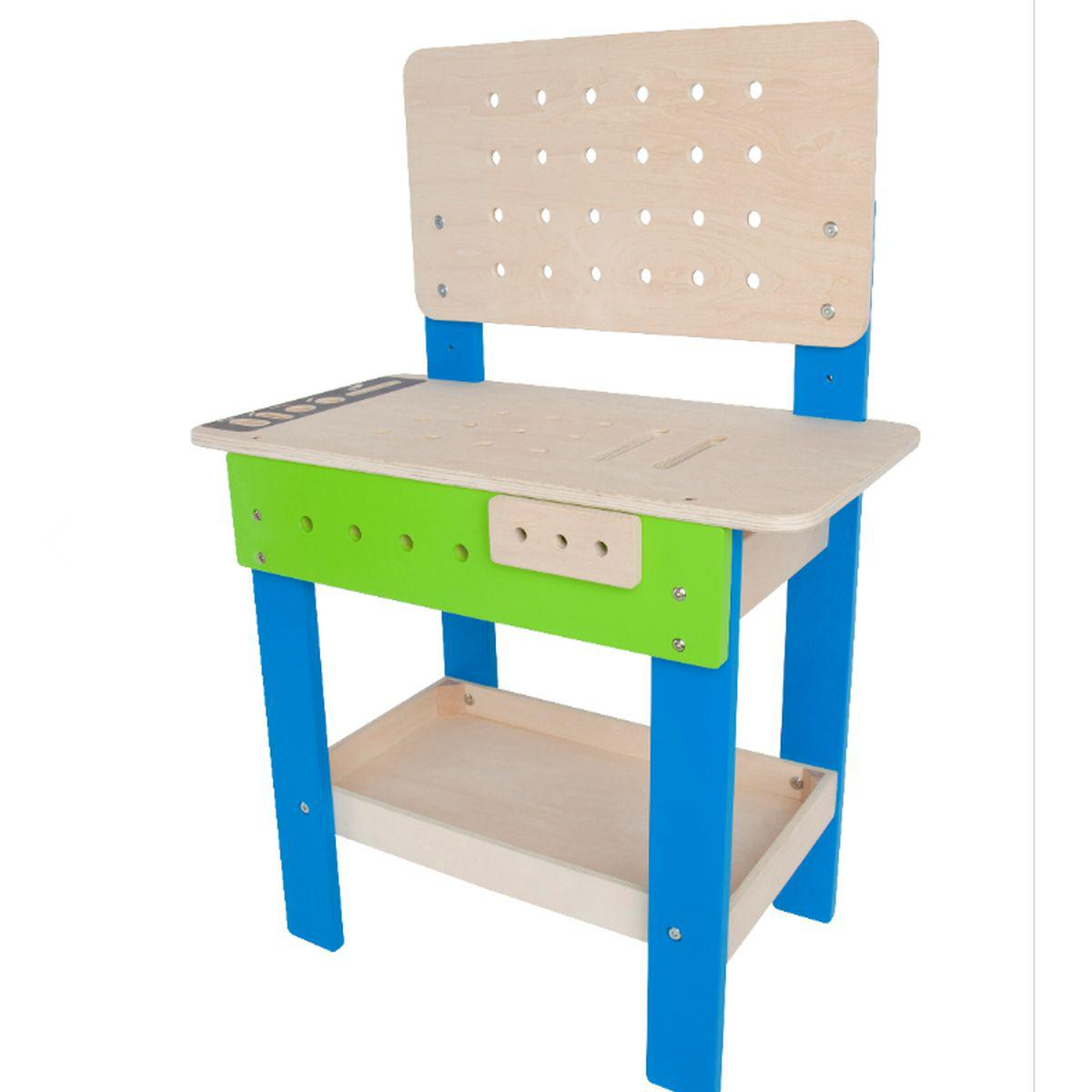 MASTER WORKBENCH by Hape Etabli en bois