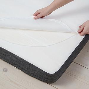 Matelas latex 140x200cm fibre eucalyptus SLEEP Flexa