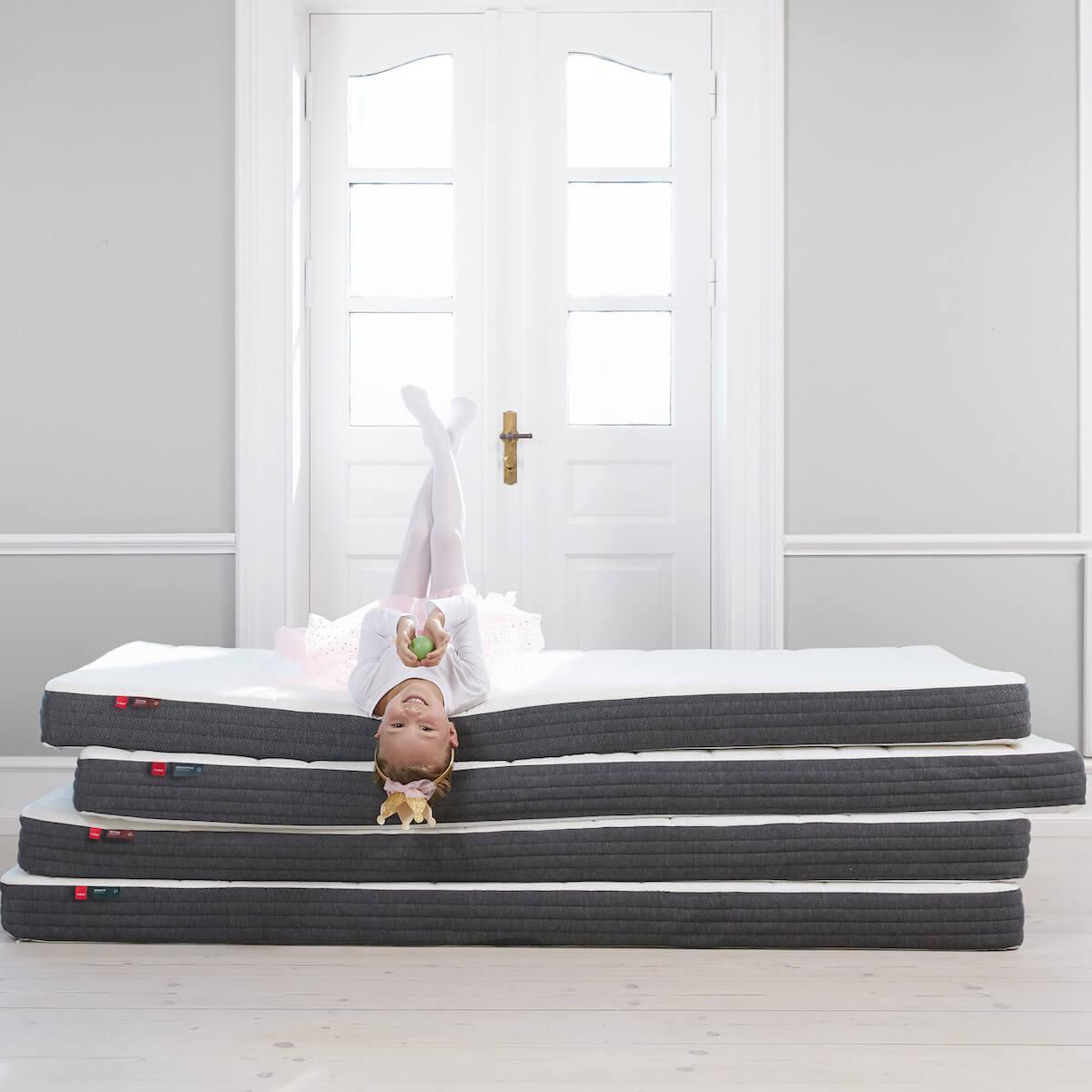 Matelas mousse 90x190cm fibre bambou SLEEP Flexa