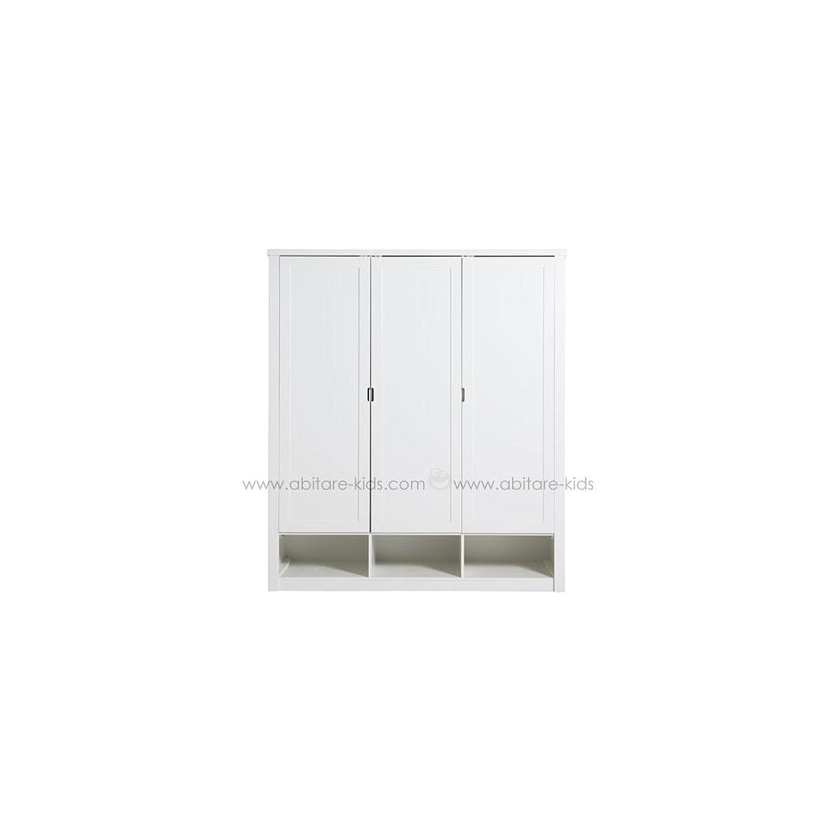 MIX & MATCH by Bopita Armoire enfant 3 portes Luxe