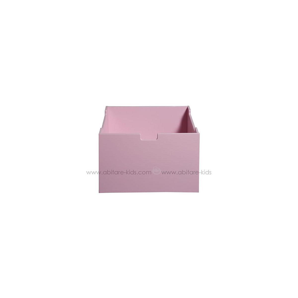 MIX & MATCH by Bopita Tiroir moyen pour armoire 1 porte et parc Rose