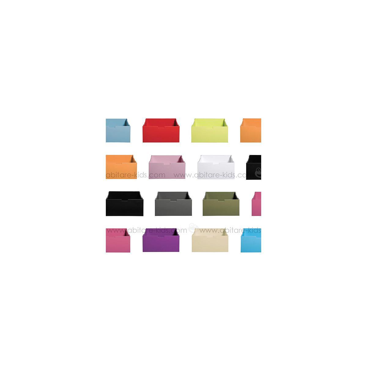 MIX & MATCH by Bopita Tiroir pour commode, armoire et parc Purple