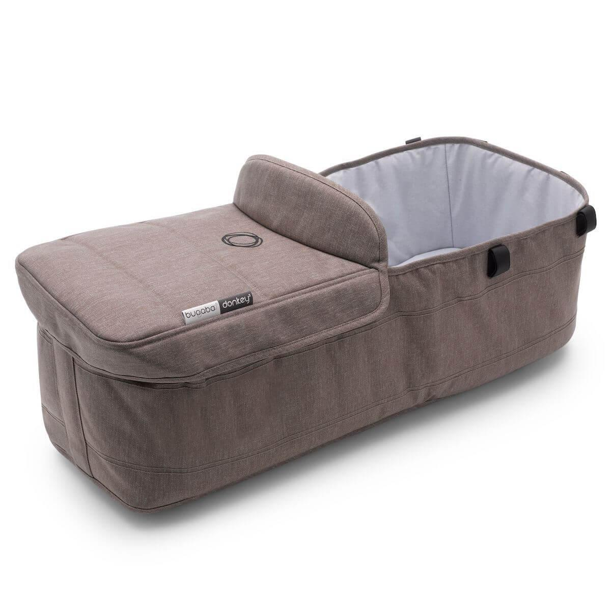 Nacelle Bugaboo Donkey3 Mineral taupe