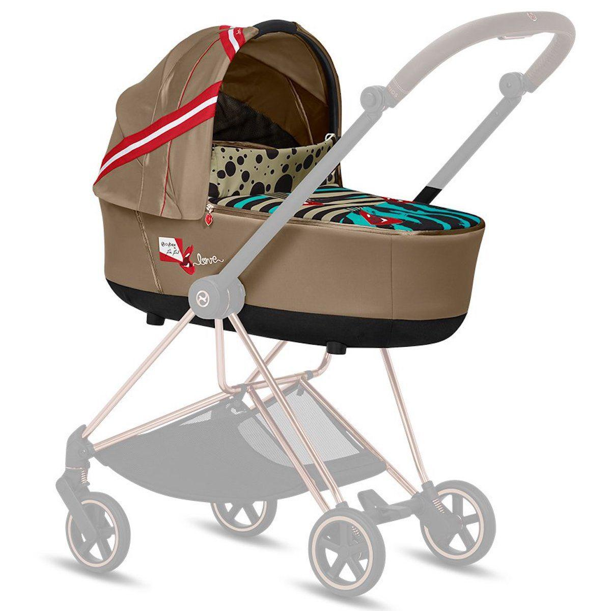 Nacelle de luxe MIOS Cybex One Love-multicolor