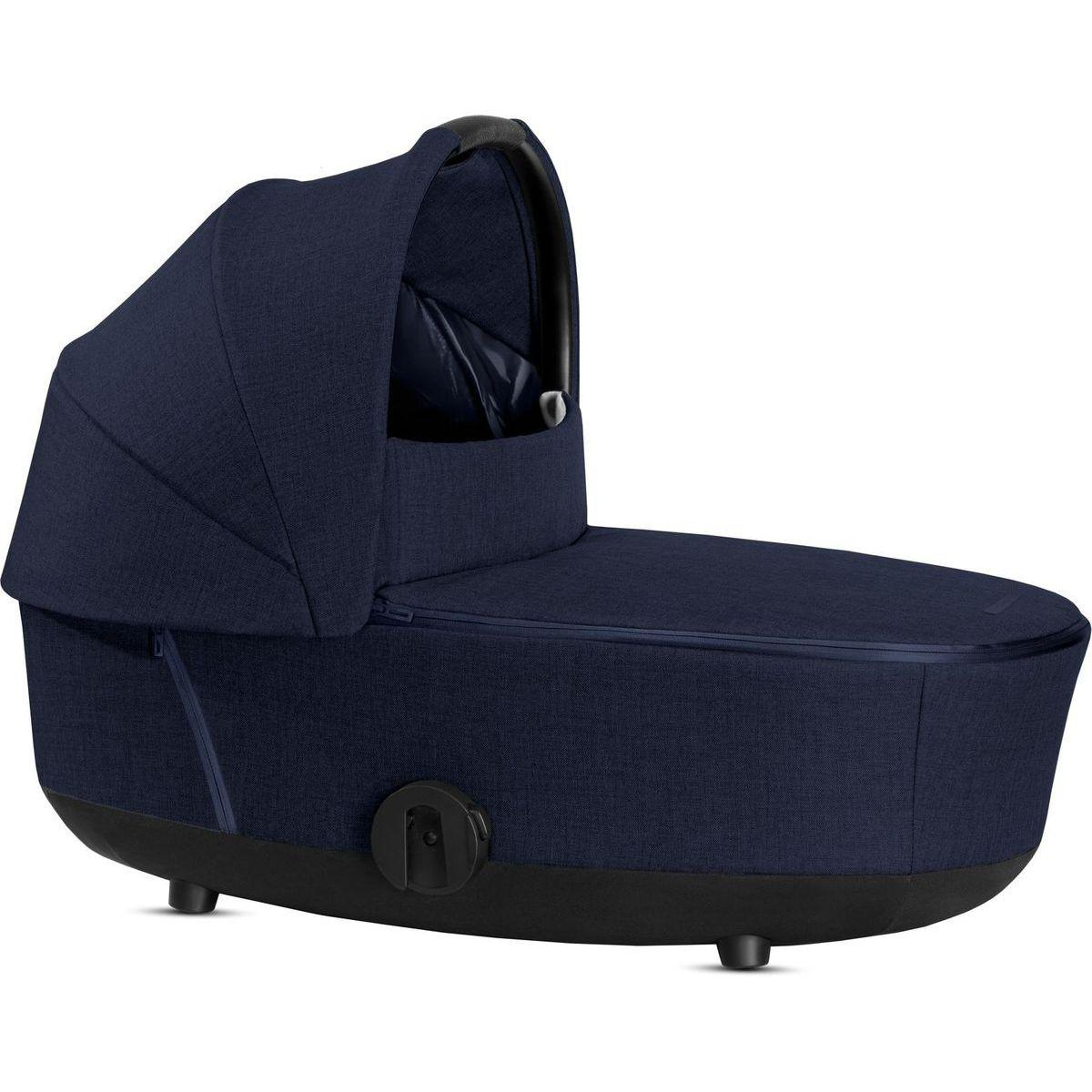 Nacelle de luxe MIOS Cybex Plus Midnight Blue Plus-navy blue