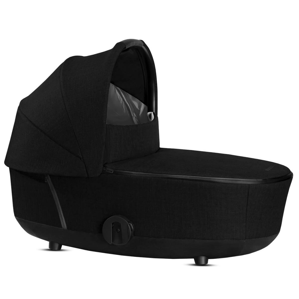 Nacelle de luxe MIOS Cybex Plus Stardust Black Plus-black