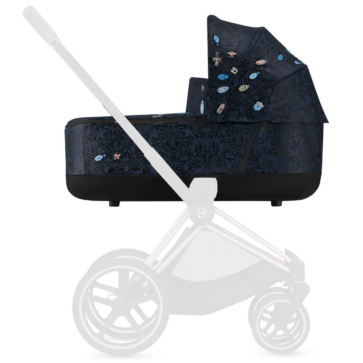Nacelle de luxe PRIAM Cybex Jewels of Nature