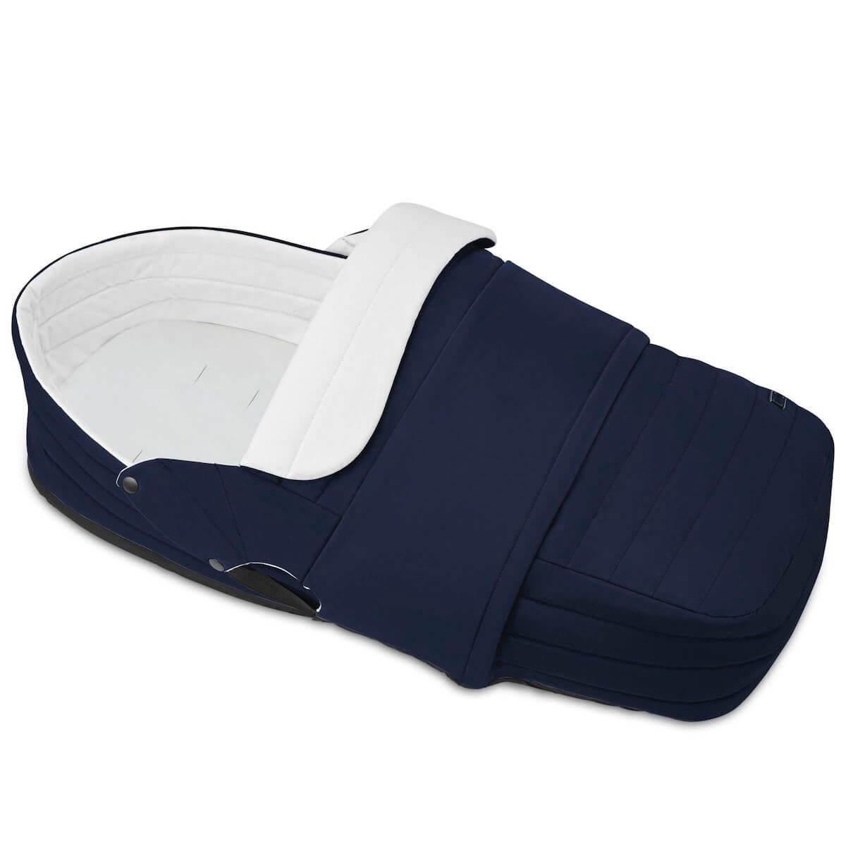Nacelle légère PLATINUM Cybex Nautical blue-navy blue