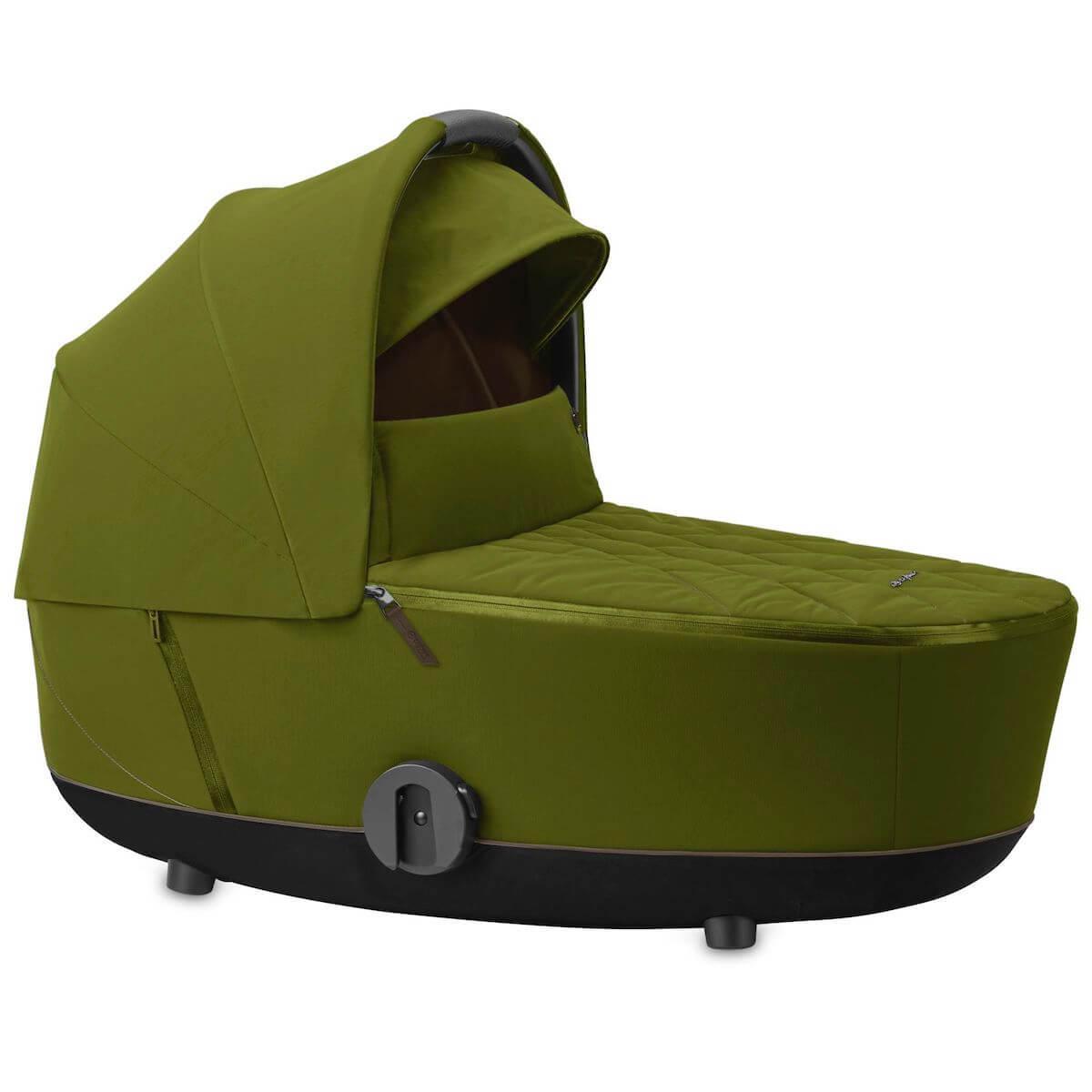 Nacelle luxe MIOS Cybex Khaki green-khaki brown
