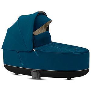 Nacelle luxe PRIAM Cybex Mountain blue-turqoise