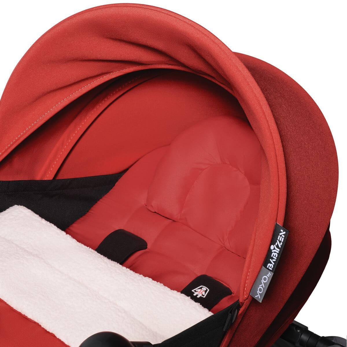 Pack nouveau-né 0+ BABYZEN YOYO² Rouge