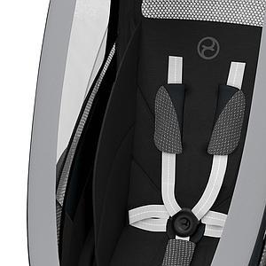 Pack siège ZENO SPORT GOODS Cybex all black
