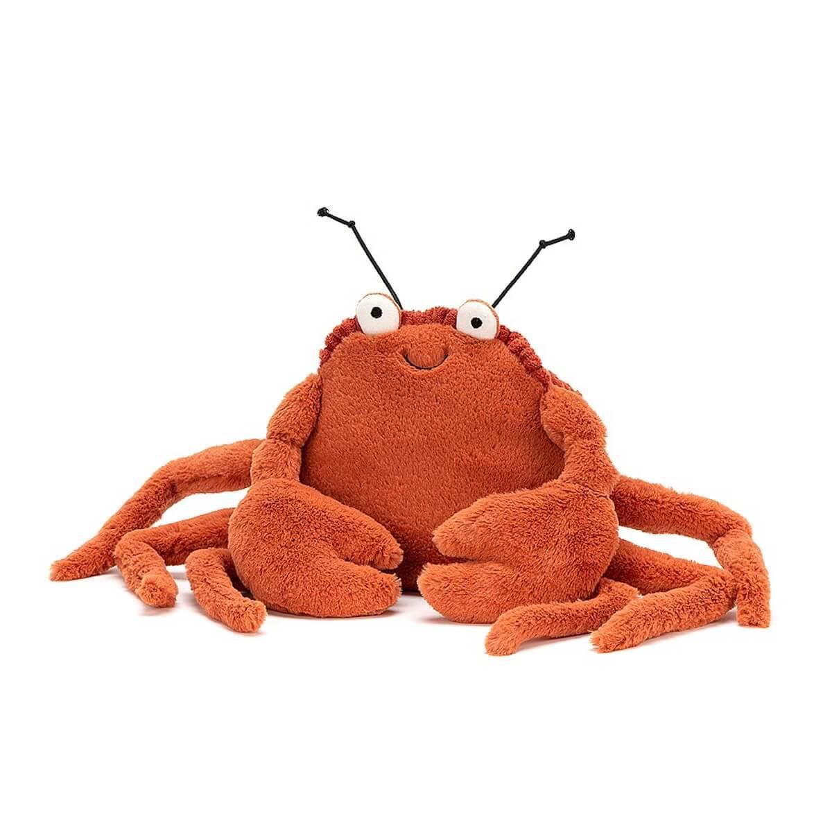 Peluche crabe 11cm CRISPIN Jellycat