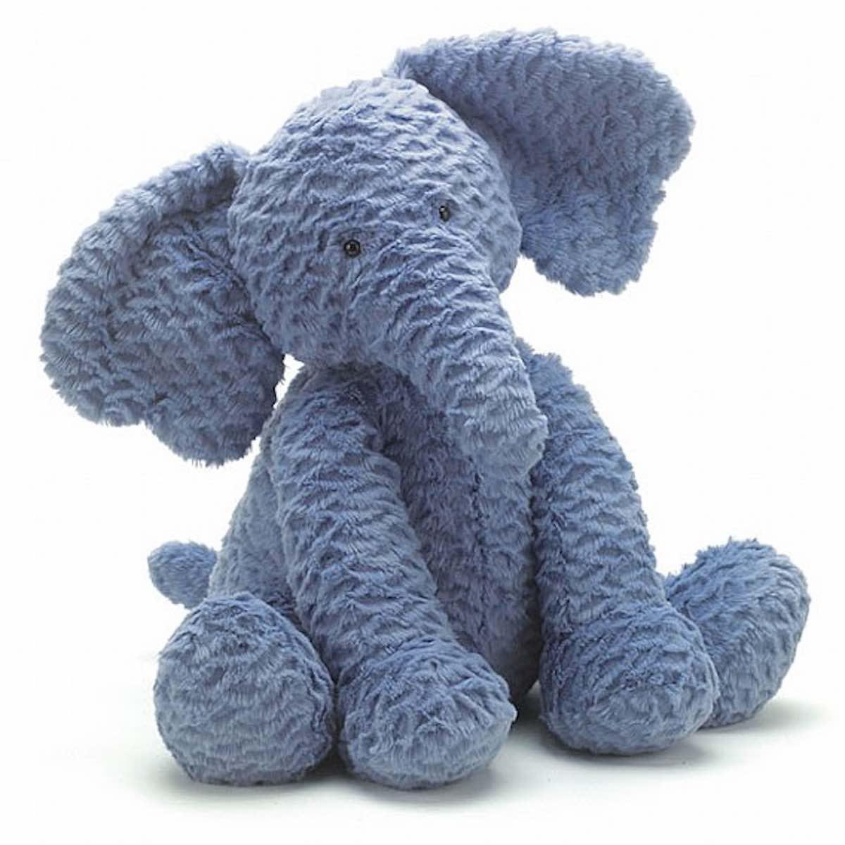 Peluche éléphant 31cm FUDDLEWUDDLE Jellycat