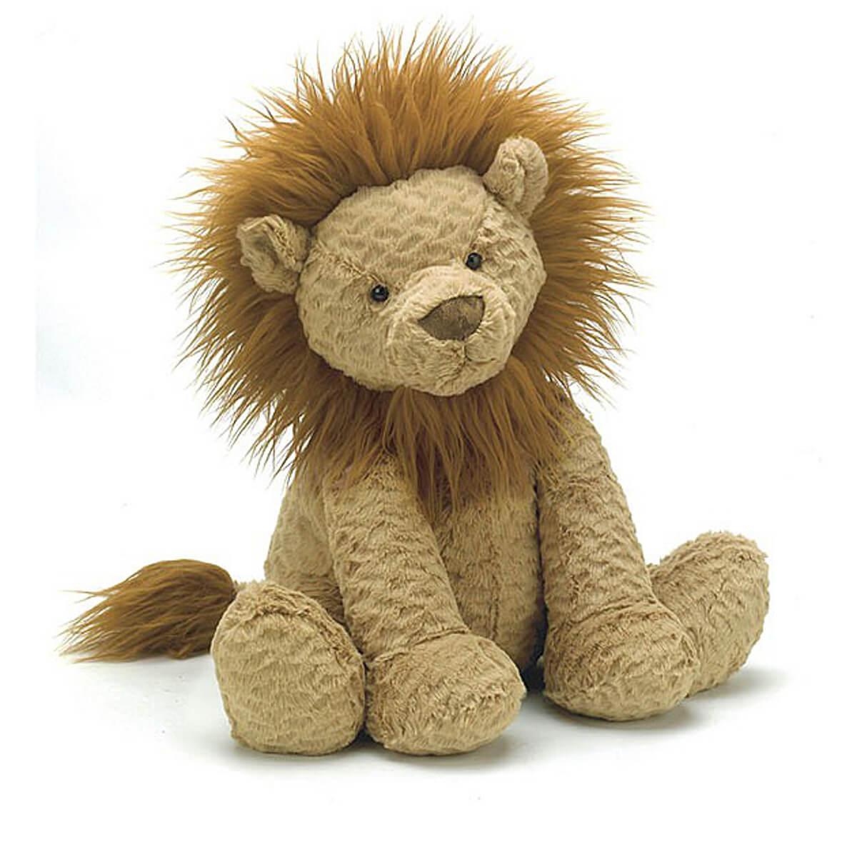 Peluche lion 31cm FUDDLEWUDDLE Jellycat