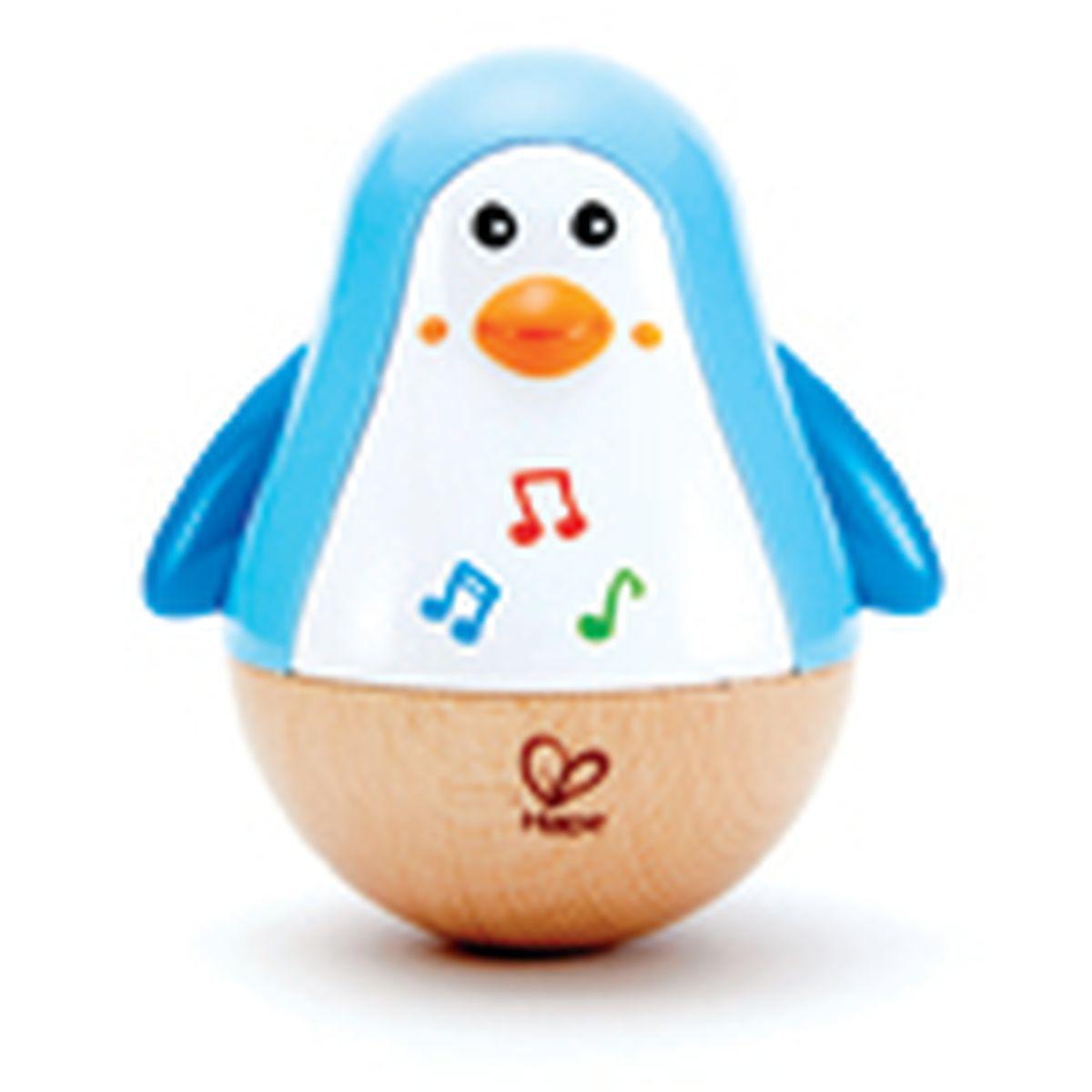 Pingouin musical dansant Hape