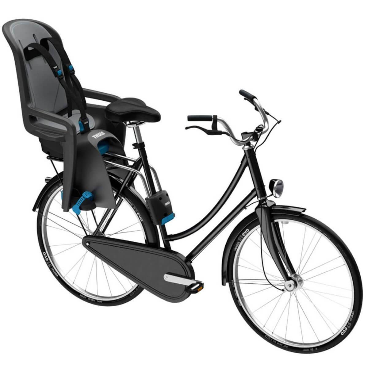 Porte-bébé vélo RIDEALONG Thule light grey