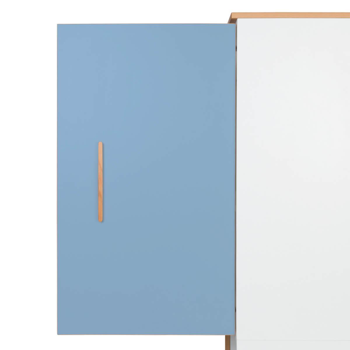 Porte L NADO capri blue