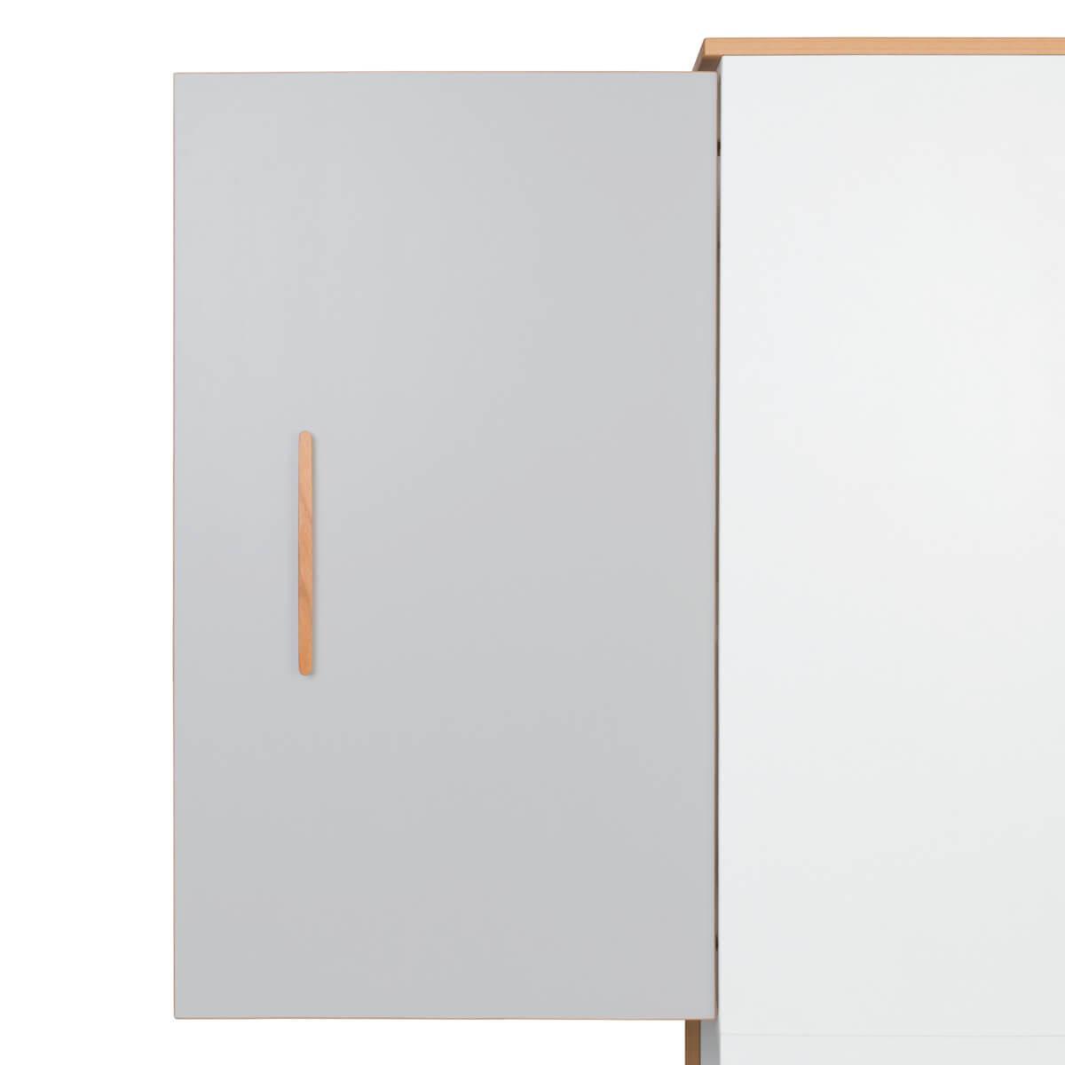 Porte L NADO manhattan grey