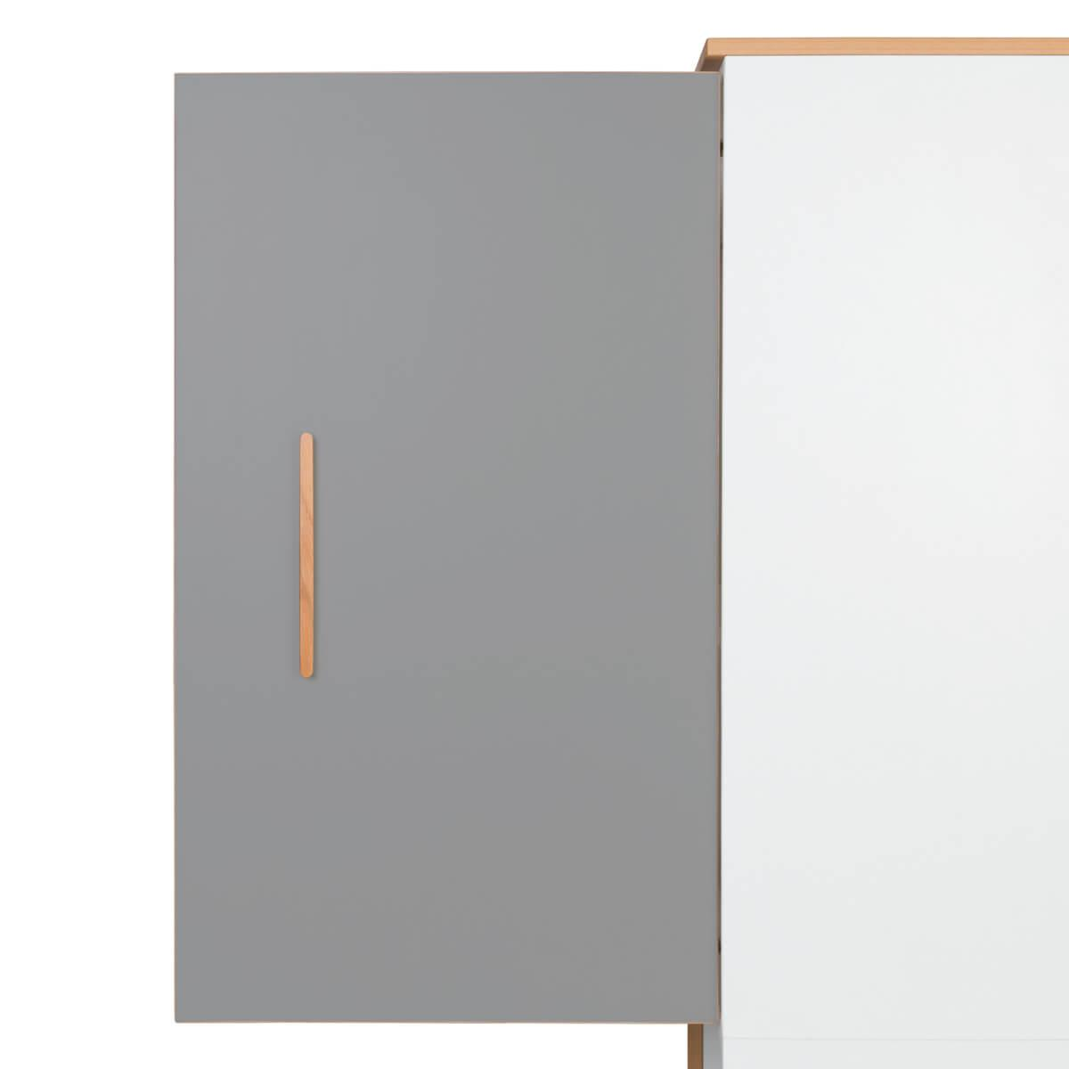 Porte L NADO slate grey