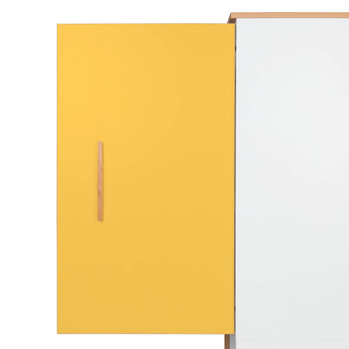 Porte L NADO sunshine yellow