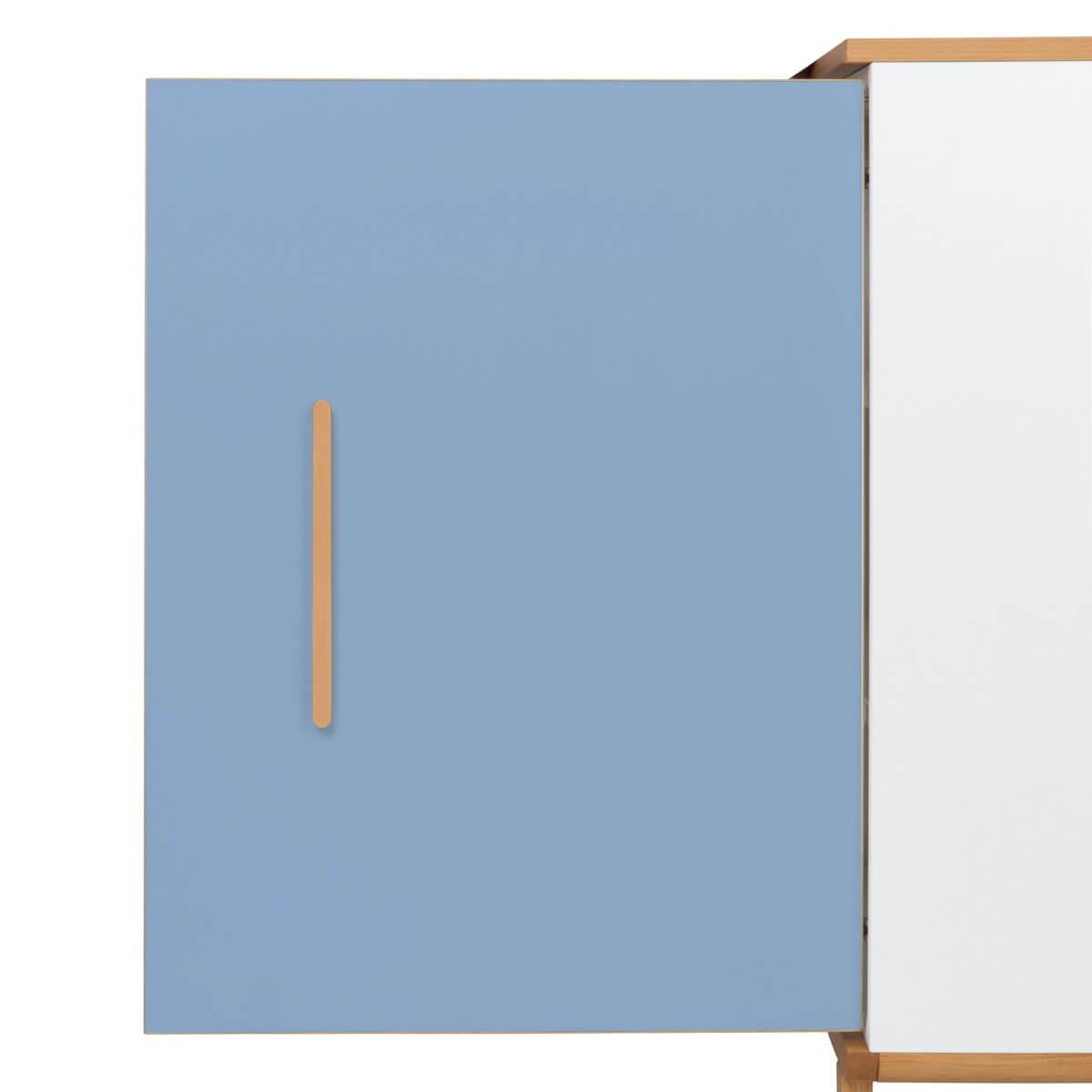 Porte M NADO capri blue