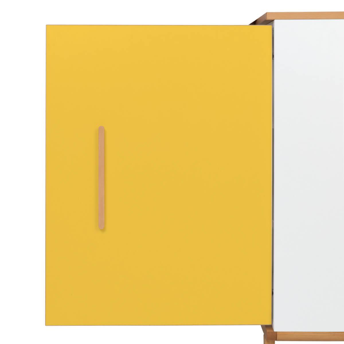 Porte M NADO sunshine yellow