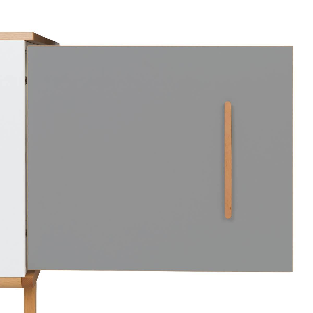 Porte S NADO slate grey