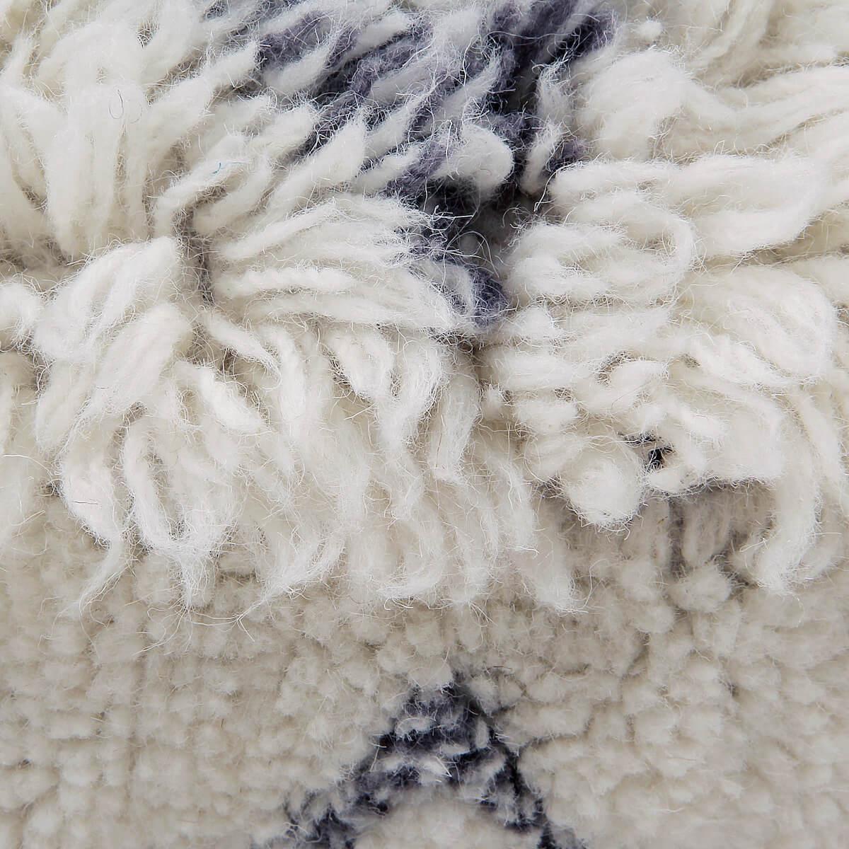 Pouf 20x70cm BERBER SOUL Lorena Canals woolable