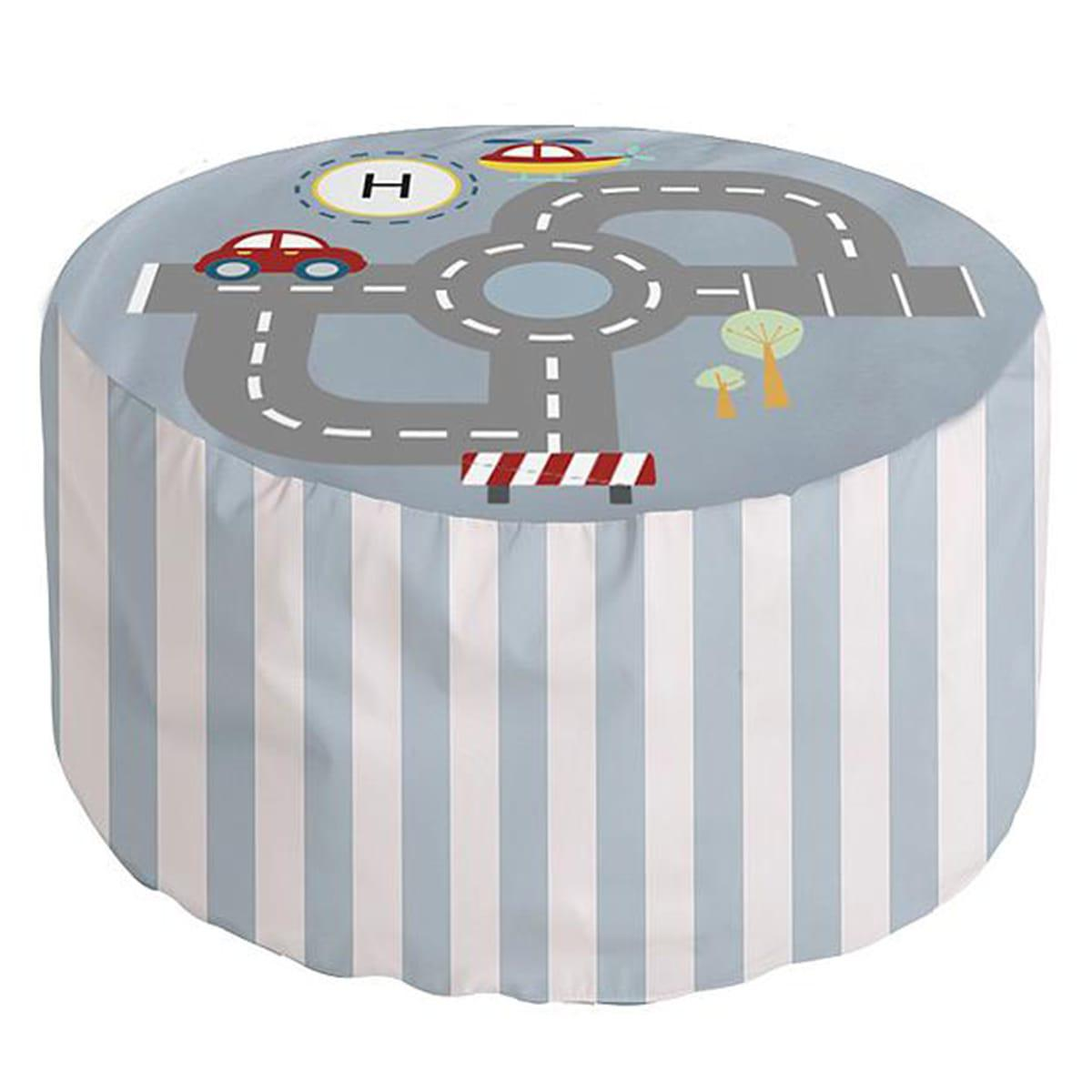 Pouf enfant 60cm TRANSPORT Flexa