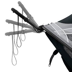 Poussette AVI SPORT GOODS Cybex blk-all black