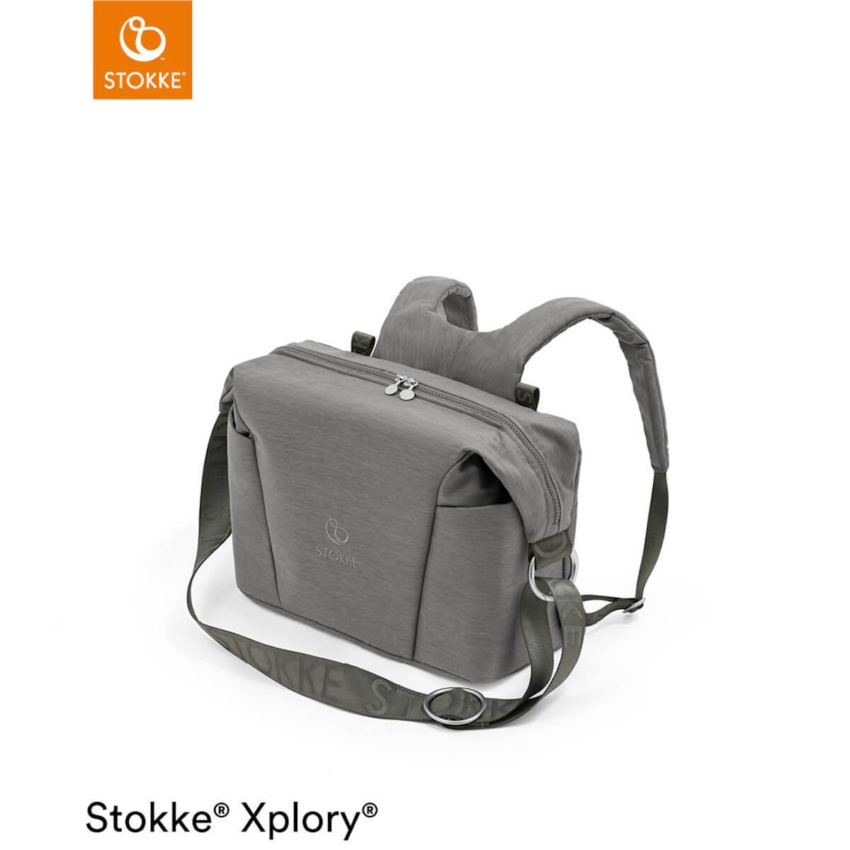 Sac à langer XPLORY X Stokke Modern Grey