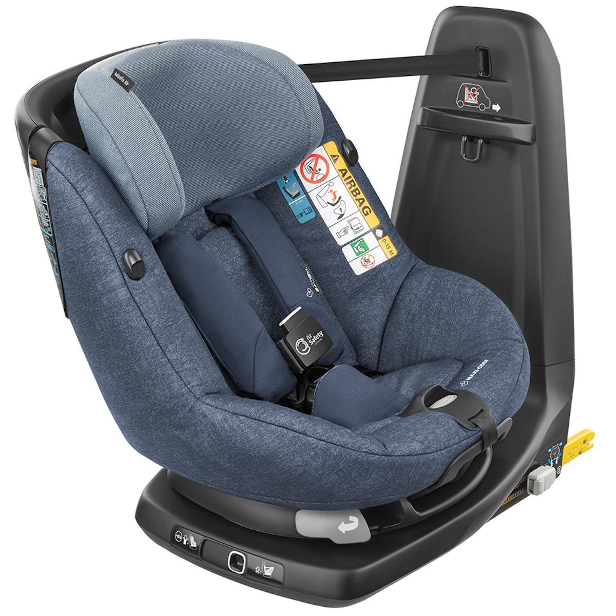 Siège auto bébé groupe 0+/1 AXISSFIX Maxi-Cosi nomad blue