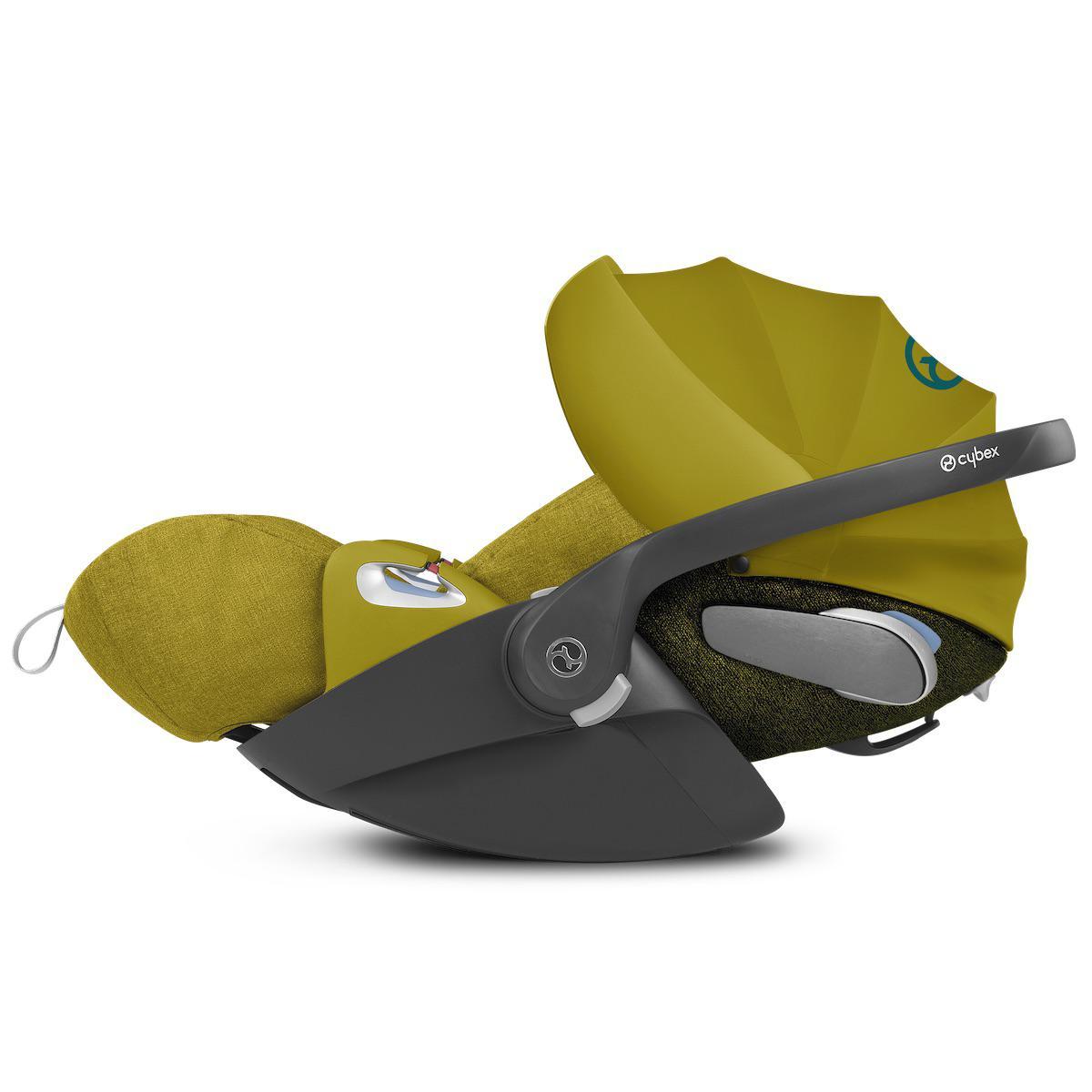 Siège auto gr0+ CLOUD Z I-SIZE PLUS Cybex Mustard yellow-yellow