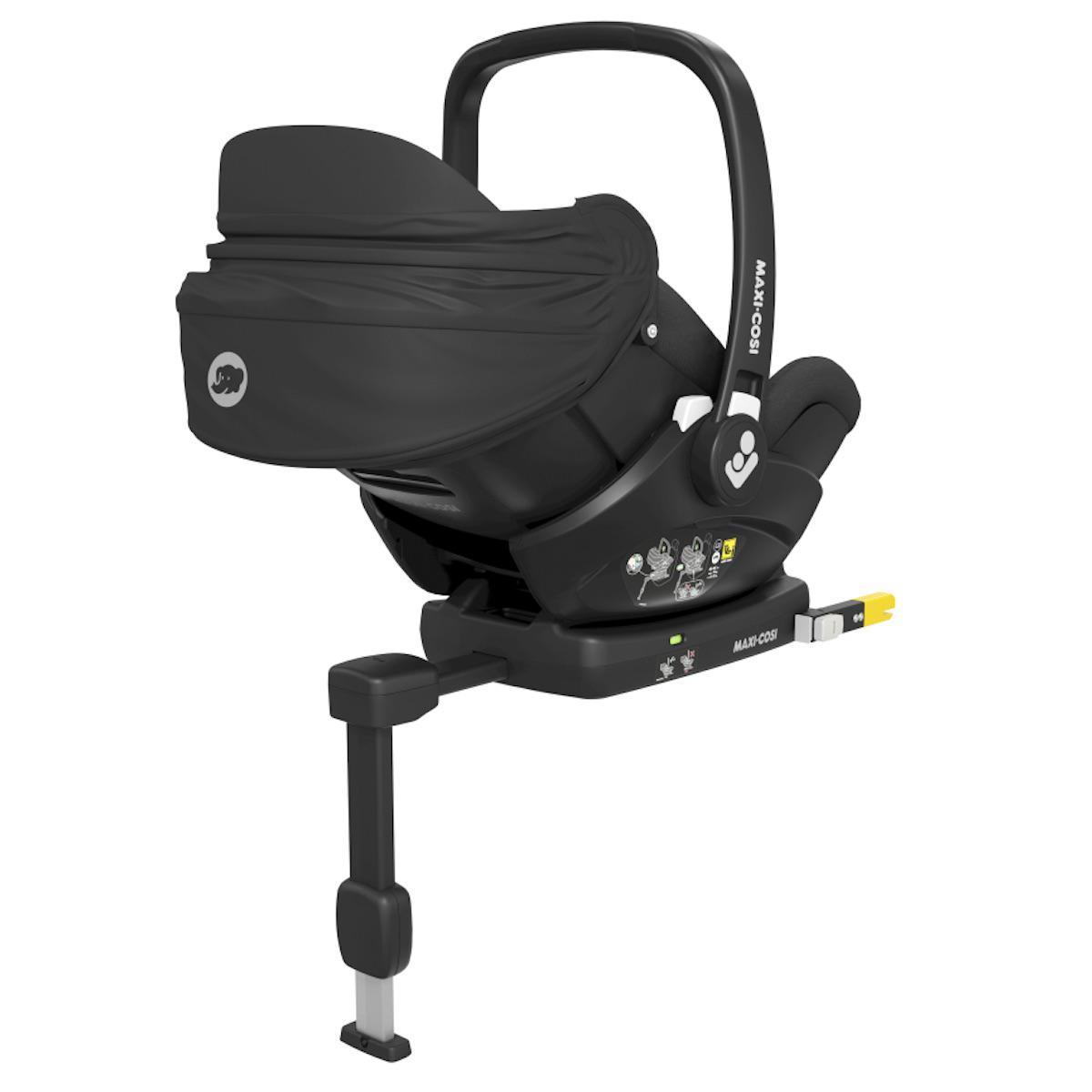 Siège auto gr0/0+ MARBLE Maxi-Cosi Essential Black