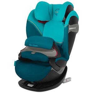 Siège auto gr1/2/3 PALLAS S-FIX Cybex River blue-turquoise