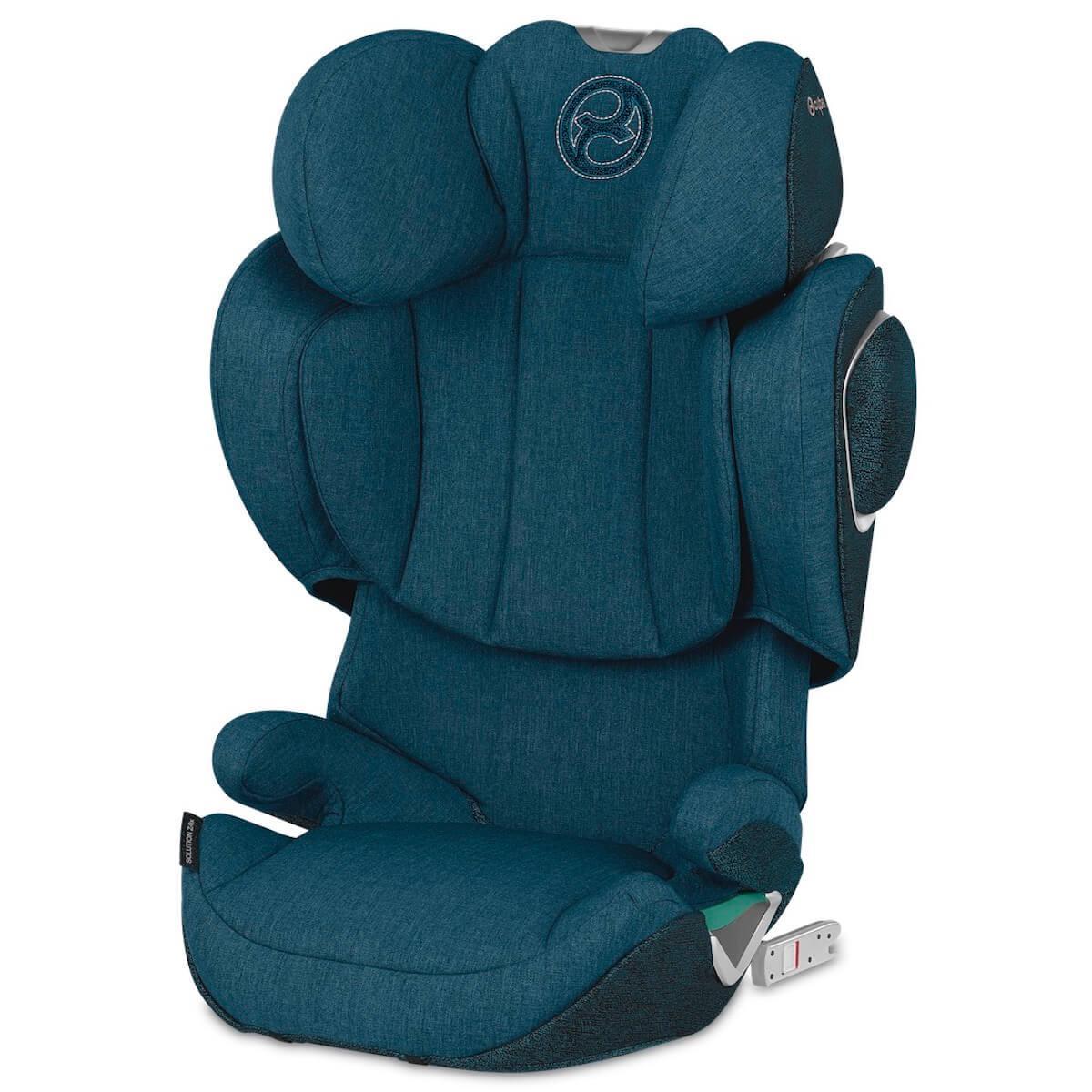 Siège auto gr2/3 SOLUTION Z I-FIX PLUS Cybex Mountain blue-turquoise