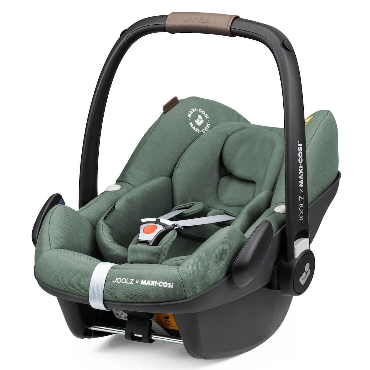 Siège auto MC Pebble Pro i-Size Joolz Green
