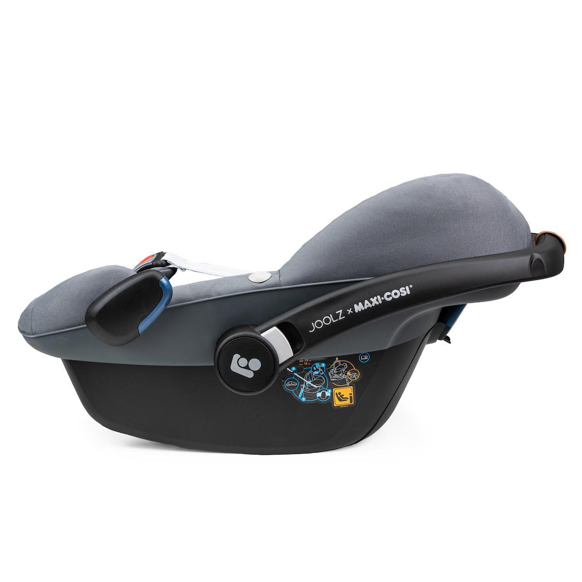 Siège auto MC Pebble Pro i-Size Joolz Grey