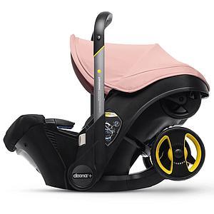 Siège auto-poussette gr0+ Doona blush pink