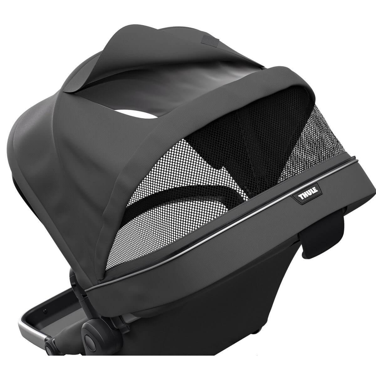 Siège SLEEK Thule shadow grey