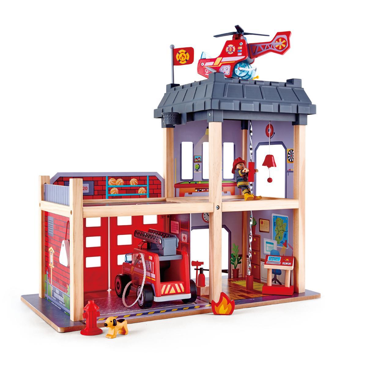 Station de pompiers Hape