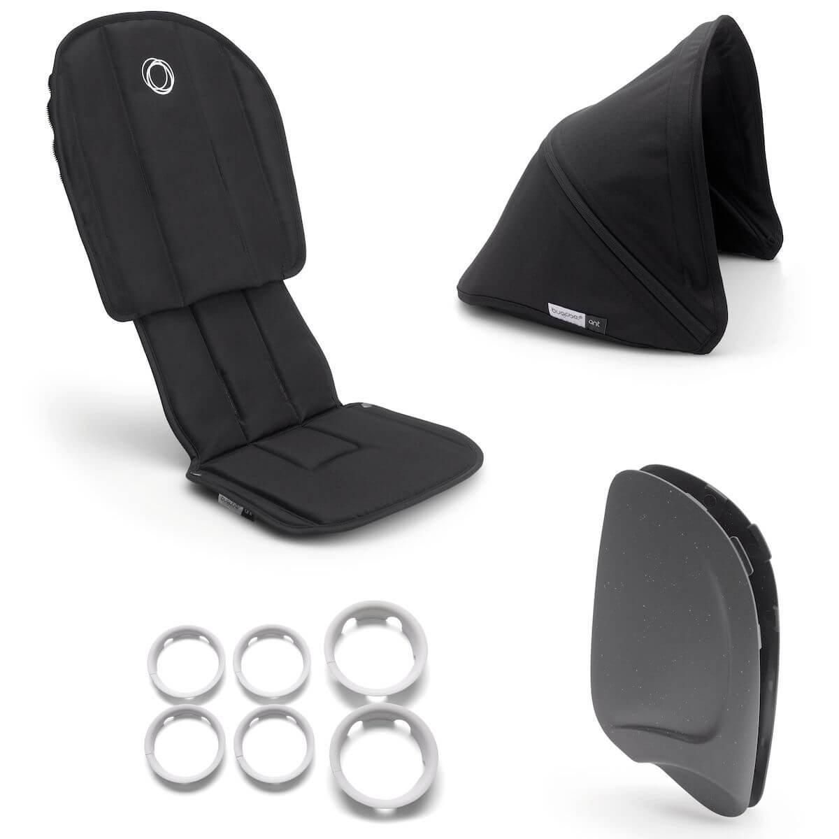 Style set complet ANT Bugaboo black-black